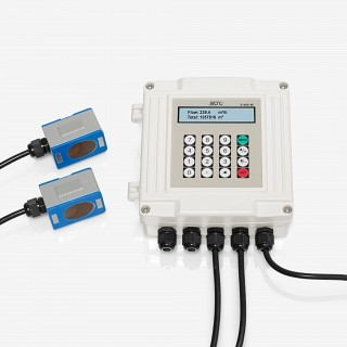SUTO-iTEC - S 460 Ultrasonic Flow Meter